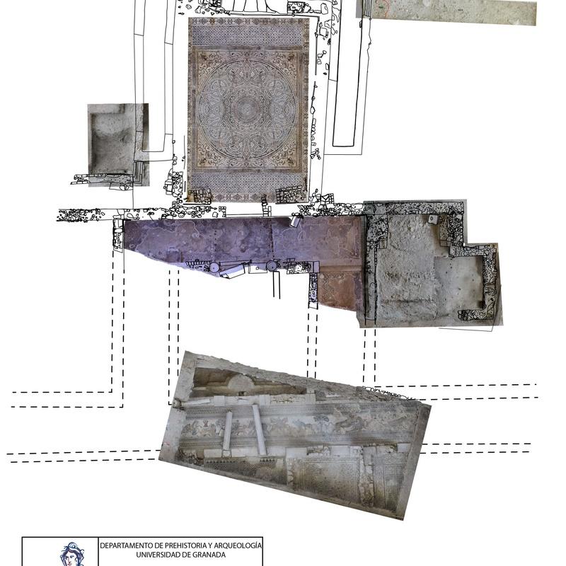 Imagen de la Planta excavada hasta 2019