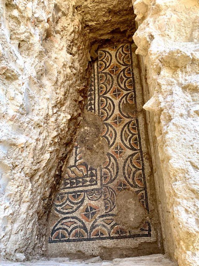 Mosaico geométrico