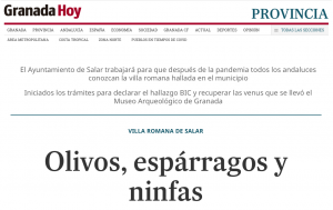 Noticia de Granada Hoy
