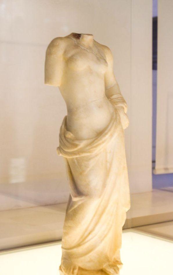 Venus de Salar Museo Arqueológico