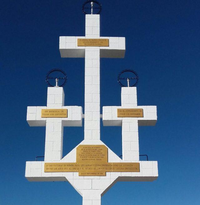 Cruz de Marín en Salar (Granada)