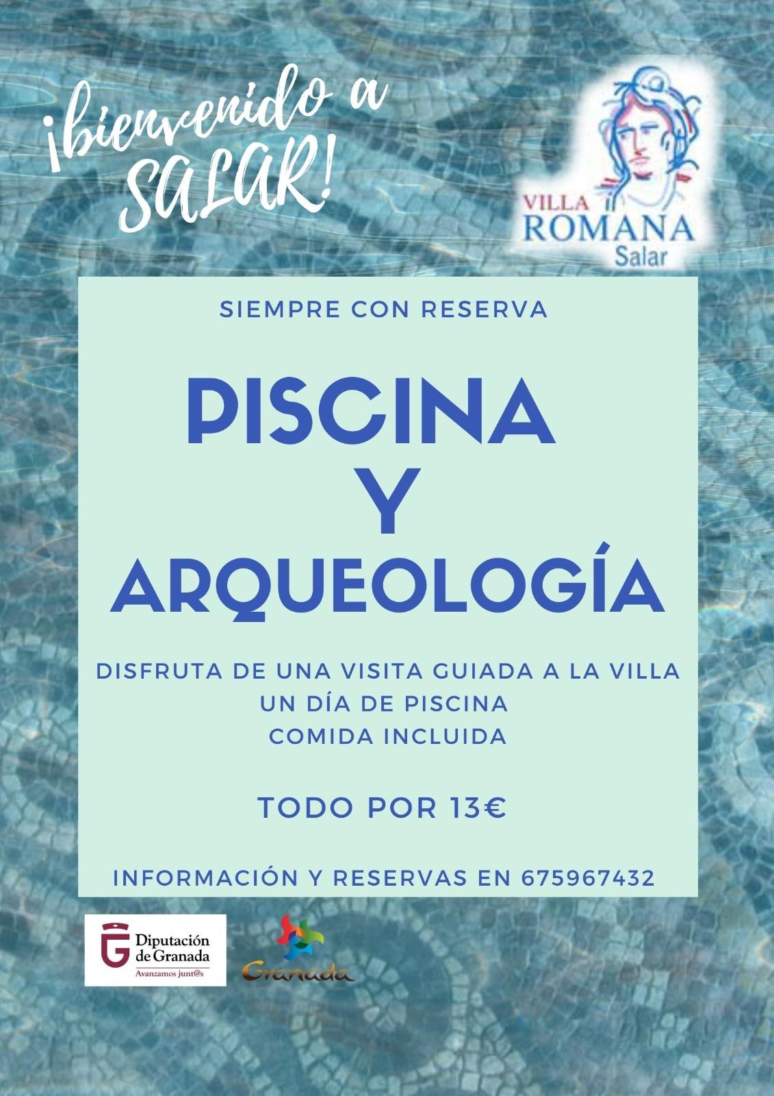 Reservas Pisicina y Arqueología