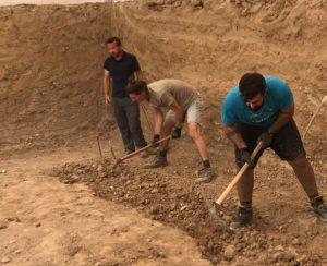 VI Campaña arqueológica en la VIlla Romana de Salar
