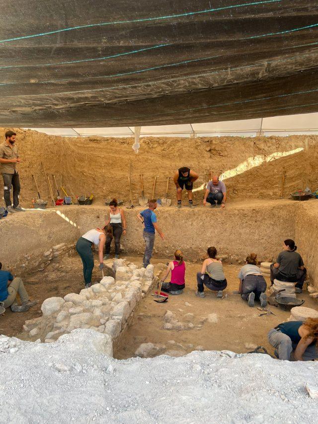Os presentamos al equipo de la VI Campaña Arqueológica de Salar